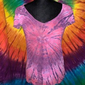 Tye Dye  T-shirt ✌🏽 ☮️